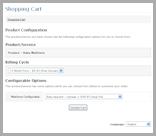 WebStore Order Step 2