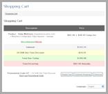 WebStore Order Step 3