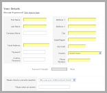 WebStore Order Step 4