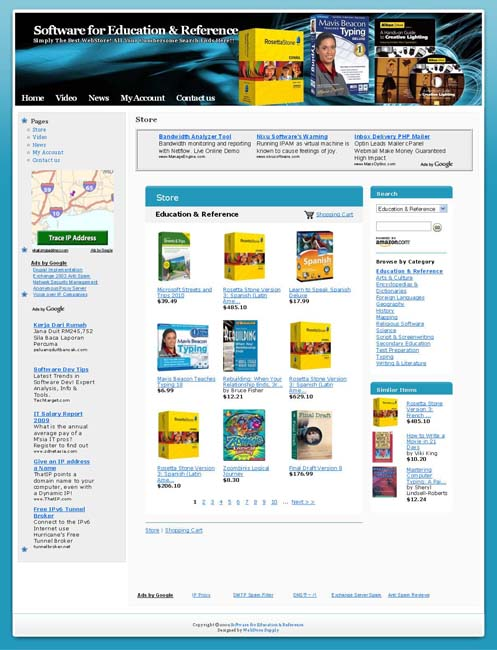 Plus design software selections dowib affiliate website for Design reference sites